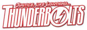 Thunderbolts (2016) logo