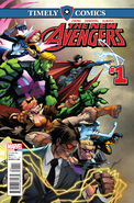 Timely Comics New Avengers Vol 1 1