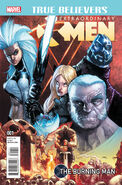 True Believers Extraordinary X-Men - The Burning Man Vol 1 1