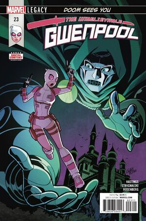 Unbelievable Gwenpool Vol 1 23