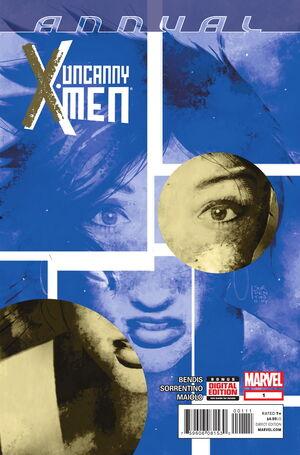 Uncanny X-Men Annual Vol 3 1