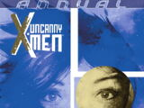 Uncanny X-Men Annual Vol 3 1