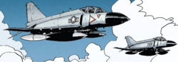 United States Air Force (Earth-200111) from Punisher MAX The Platoon Vol 1 1 001