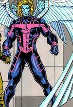 Warren Worthington III (Earth-928) X-Men 2099 Vol 1 8