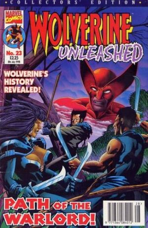 Wolverine Unleashed Vol 1 23