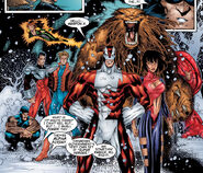 Alpha Flight (Earth-616) from Uncanny X-Men Vol 1 355 001