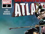 Atlantis Attacks Vol 1 2