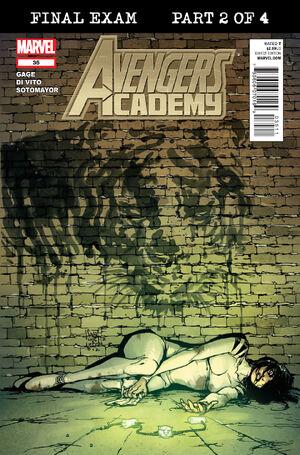 Avengers Academy Vol 1 35