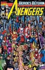 Avengers Vol 3 2