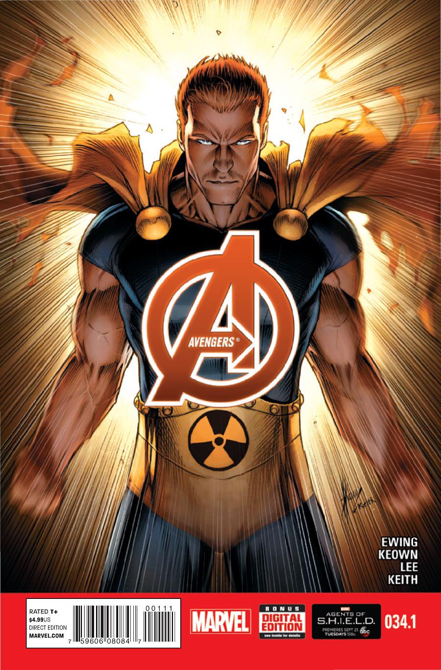 Avengers Vol 5 34.1