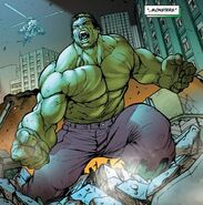 Bruce Banner (Earth-616) from Avengers Assemble Vol 1 9 001