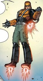 Bruno Horgan (Earth-199999) from Iron Man The Coming of the Melter Vol 1 1 002