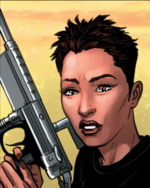 Cadet Avery (Earth-616) from The Cavalry S.H.I.E.L.D. 50th Anniversary Vol 1 1 001