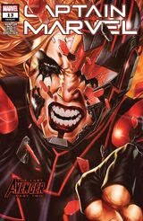 Captain Marvel Vol 10 13