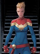 Carol Danvers (Earth-616) from Civil War II Vol 1 2 001