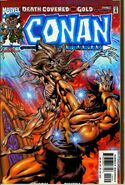 Conan Death Covered in Gold Vol 1 3