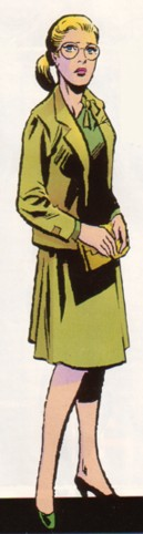 Debra Whitman (Earth-616) from Official Handbook of the Marvel Universe Spider-Man Back in Black Vol 1 1 0001