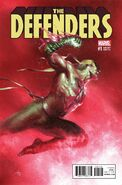 Defenders Vol 5 1 Dell'Otto Variant