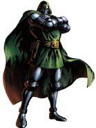 Doombot from Marvel Avengers Alliance Tactics 001