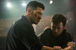 Frank Castle (Earth-199999) from Marvel's The Punisher Season 2 1