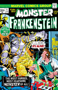 Frankenstein Vol 1 1