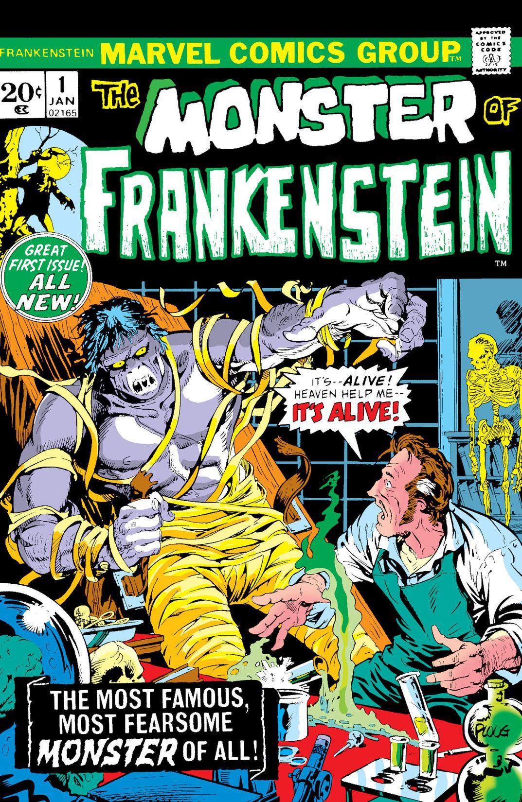 Frankenstein Vol 1 1