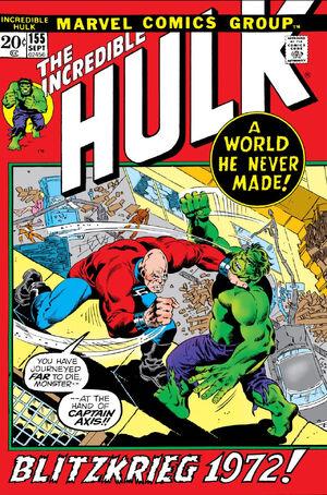 Incredible Hulk Vol 1 155