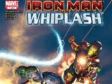 Iron Man vs. Whiplash Vol 1 1