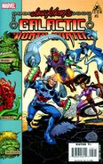 Jack Kirby's Galactic Bounty Hunters Vol 1 5