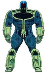 James Zafar (Earth 616) from Official Handbook of the Marvel Universe Master Edition Vol 1 36 0001