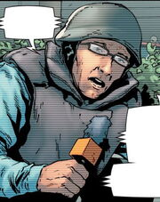 Jim (Reporter) (Earth-1610) Ultimate Comics Ultimates Vol 1 5