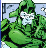 M-Nell (Earth-616) from Marvel Encyclopedia Vol 1 X-Men 0001