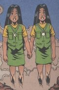 M Twins (Earth-616) from Generation X Vol 1 57