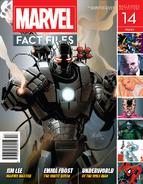 Marvel Fact Files Vol 1 14