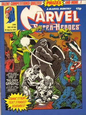 Marvel Super-Heroes (UK) Vol 1 386