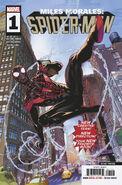 Miles Morales Spider-Man Vol 1 1 Second Printing Variant