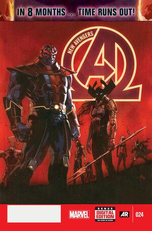 New Avengers Vol 3 24