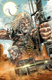 Old Man Hawkeye Vol 1 1 Textless