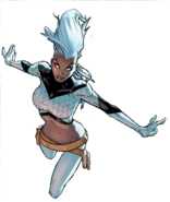 Ororo Munroe (Earth-616) from Extraordinary X-Men Vol 1 1 cover