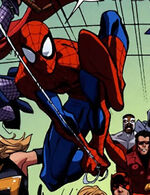 Peter Parker (Earth-81156) from New Warriors Vol 4 20 001