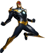 Richard Rider (Earth-30847) from Marvel vs Capcom Infinite 0001
