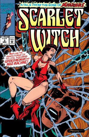 Scarlet Witch Vol 1 3