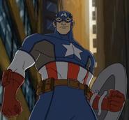Steven Rogers (Earth-12041) in Marvel's Avengers Assemble Season 1 8