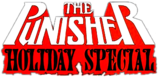 The Punisher Holiday Special (1993) logo