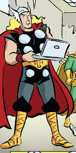 Thor Odinson (Earth-21011) from Shame Itself Vol 1 1 0001