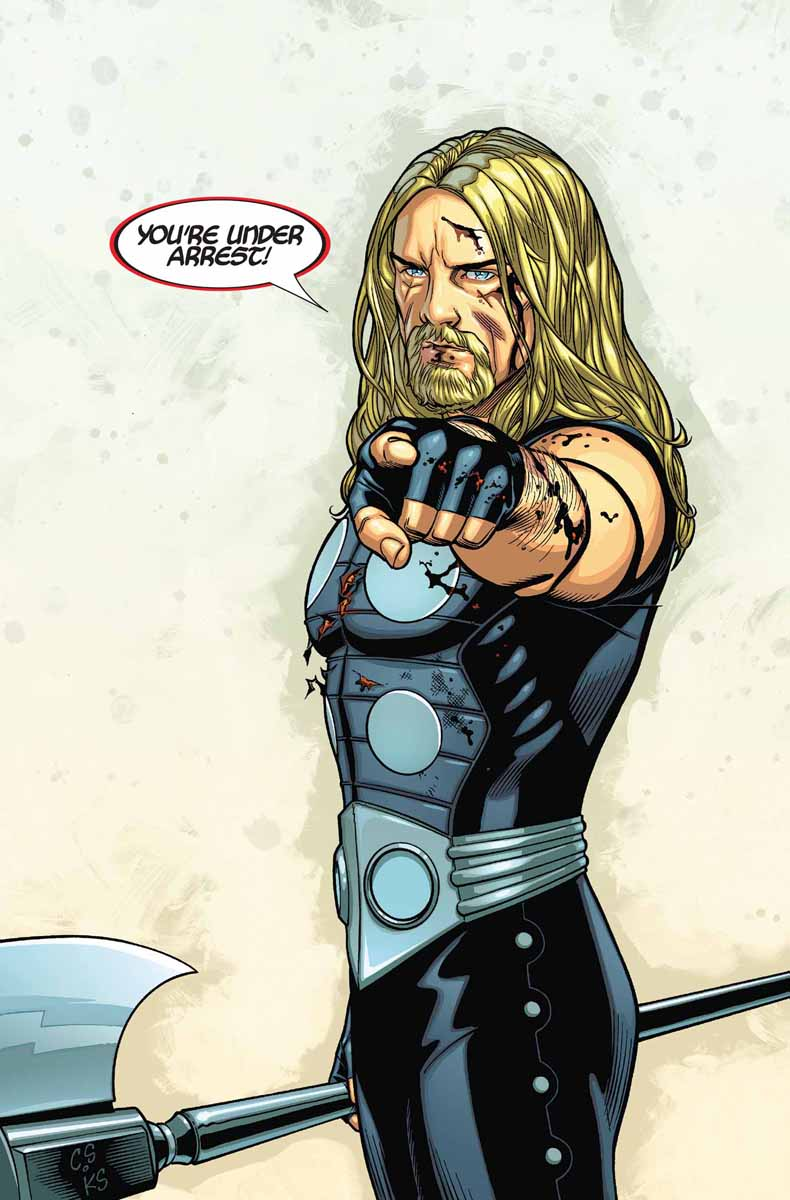 thor odinson earth 1610 marvel database fandom powered by wikia