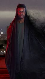 Tyrone Johnson (Earth-199999) from Marvel's Cloak & Dagger Season 1 Poster