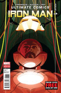 Ultimate Comics Iron Man Vol 1 1