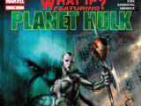 What If? Planet Hulk Vol 1 1