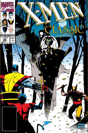 X-Men Classic Vol 1 63
